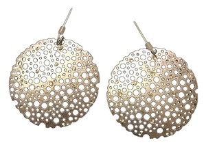 Other Silver Earrings with Rhinestones