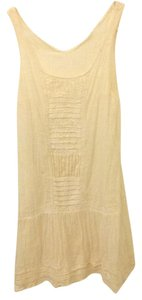 Divided by H&M short dress Cream on Tradesy