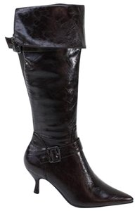 Summer Rio Dark Brown Boots
