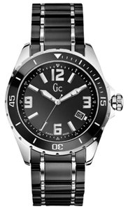Guess Guess Collection Sport Class Men Watch X85008G2S Black Ceramic 42 mm Date