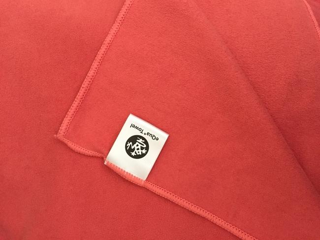 Item - Coral Equa Mat Towel (Coral) - Standard Activewear Gear Size OS (one size)