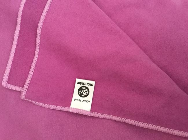 Item - Orchid Equa Mat Towel - Standard Activewear Gear Size OS (one size)