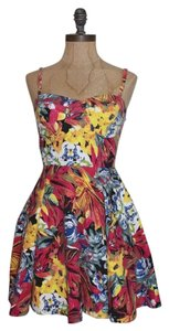 MINKPINK short dress MULTI COLOR Full Circle Bustier Summer on Tradesy