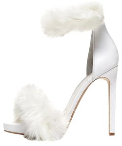Jeffrey Campbell white Sandals