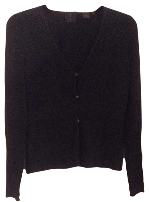 Preload https://item4.tradesy.com/images/magaschoni-black-m-a-g-cardigan-size-4-s-1680268-0-0.jpg?width=400&height=650