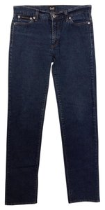 Dolce&Gabbana Stretch Straight Leg Jeans-Medium Wash