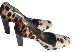Dolce&Gabbana Pony animal print Pumps