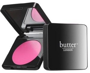 butter London BUTTER LONDON Cheeky Crme Blush COLOR: Pistol Pink Full Size (.14 oz) NEW IN BOX