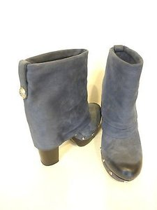 Vince Camuto Ankle Blue Boots