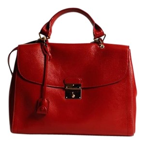 Marc Jacobs 1984 Satchel in Red