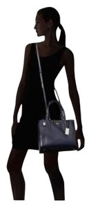 Coach Crosby Tote in Navy Blue