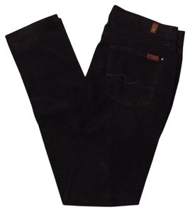 Seven for all mankind roxanne brown skinny corduroy 30 Skinny Jeans