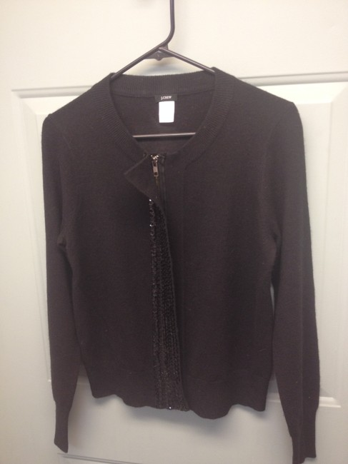 J.Crew Glitter Holiday Party Formal Wool Happy Hour Cardigan