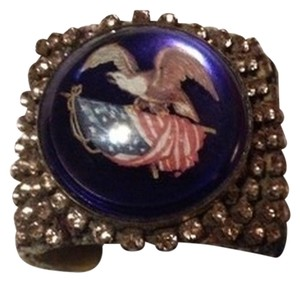 Other One of a kind, Handmade US Patriotic Eagle Cuff Bracelet