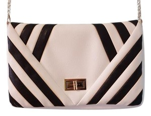 Other Striped Gold Hardware Shoulder Bag