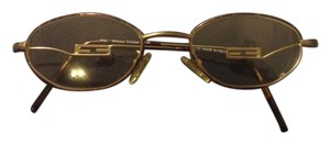 Fendi Brown/Gold (STYLE- ANTIQUE TORTOISE) Serial #- F93 135-Retail $278
