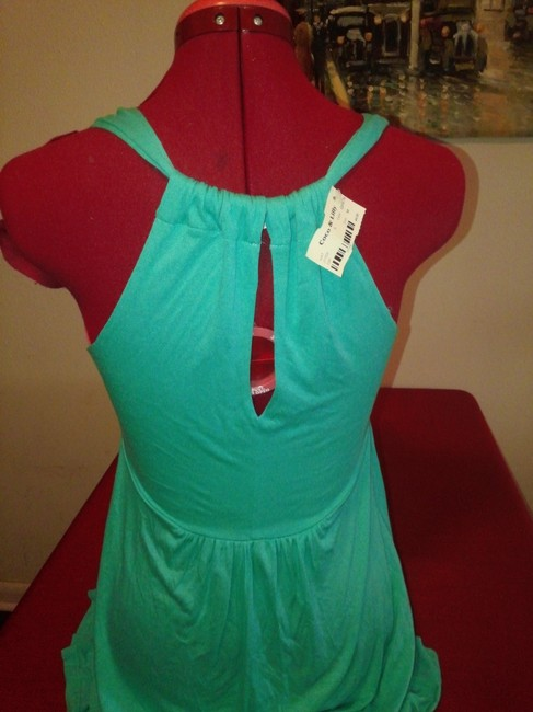 Coco & Lilly Top Teal