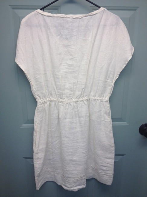 Juicy Couture short dress Cream Beach Summer Spring on Tradesy