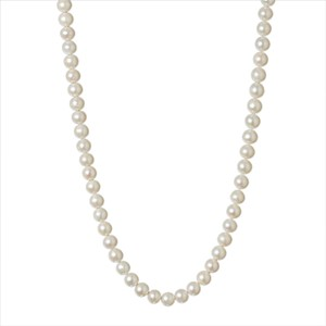 20 Inch Ivory Pearl Necklace