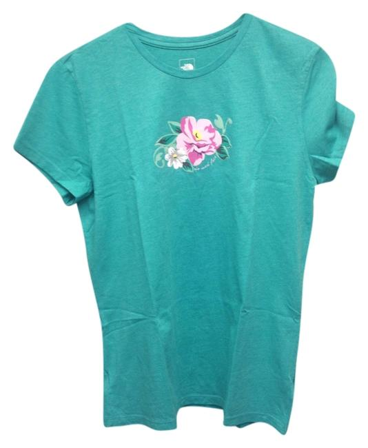 The North Face Hike T Shirt Teal