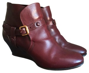 Chloé Wine Boots