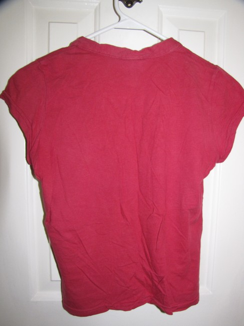 Mudd T Shirt Red
