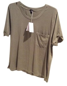 J.Crew T Shirt Pale green