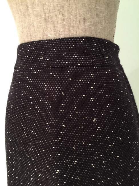 Kasper Pencil Size 6 Size 6 Pencil Size 6 Pencil Skirt Black and White