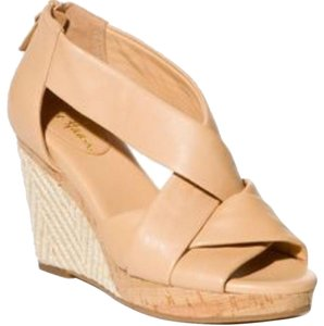 Cole Haan Nude - beige Wedges