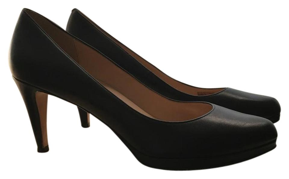 Cole Black Haan Black Cole Leather E13 D39819 Pumps 701dd1