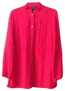 Citron Clothing Top Deep Pink