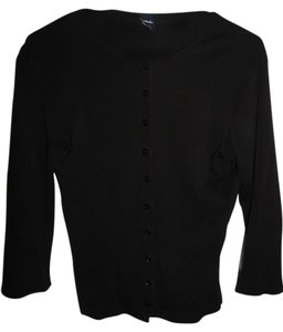 Gap Button Down Shirt Black