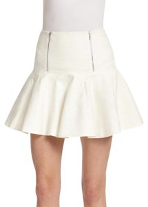 Rebecca Taylor Mini Skirt white