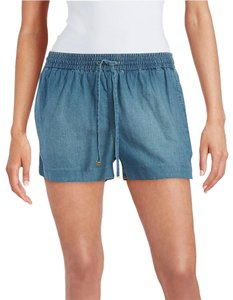 Michael Kors Chambray Mini/Short Shorts light denim