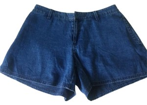 Marc Jacobs Chambray Mini/Short Shorts denim blue