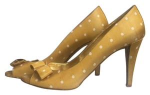J.Crew Yellow Pumps