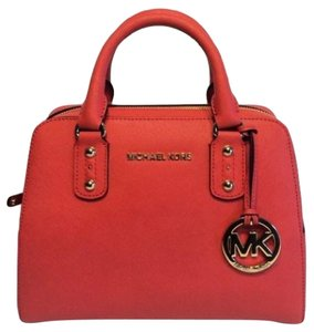 Michael Kors Satchel in Mandarin