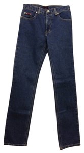 Tommy Hilfiger Size1 Straight Leg Jeans-Medium Wash