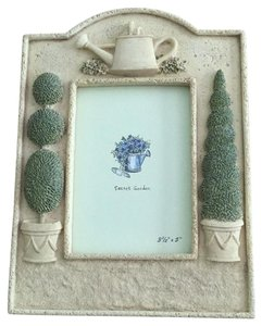 Secret Garden New Secret Garden Resin Topiary 3 1/2