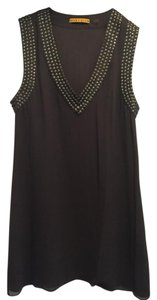 Alice + Olivia Studded Mini Dress