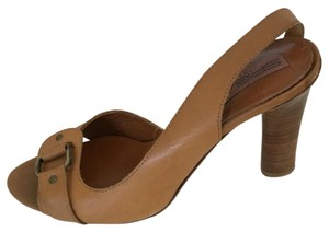 Via Spiga Beige Pumps