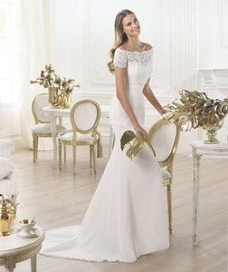 Pronovias Lambina Wedding Dress