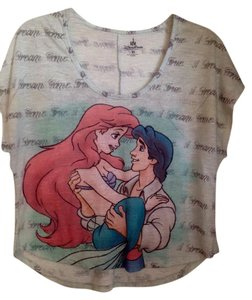 Disney T Shirt Multi