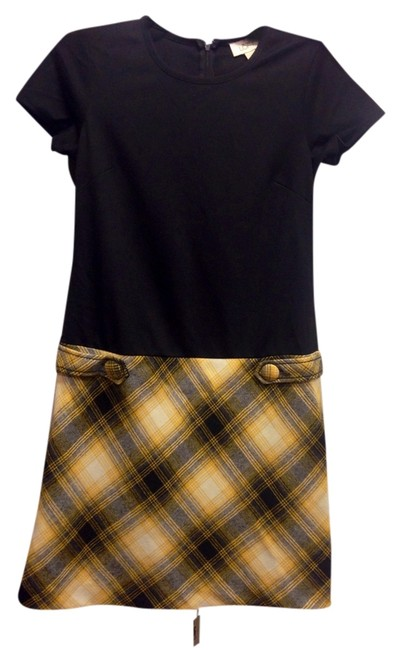 Preload https://item1.tradesy.com/images/ann-taylor-loft-black-and-yellow-plaid-above-knee-workoffice-dress-size-4-s-1681145-0-0.jpg?width=400&height=650