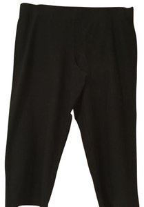 Eileen Fisher Versatile Comfortable Capris black