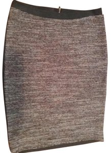Hinge Skirt Grey-multi