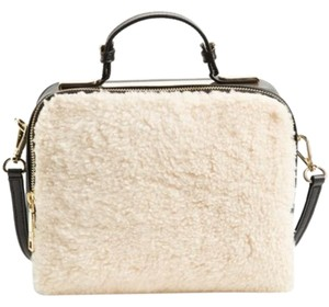 Ivanka Trump Satchel in Natural