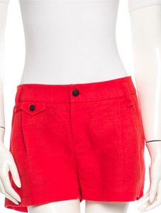 Rag & Bone Shorts Tangerine