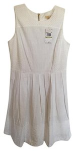 Michael Kors short dress White on Tradesy