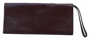 Pelle Studio Brown Clutch